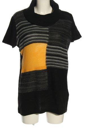 Sure Turtleneck Sweater striped pattern casual look