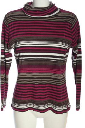 Sure Turtleneck Sweater allover print casual look
