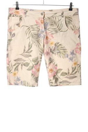 Sure Shorts Blumenmuster Casual-Look