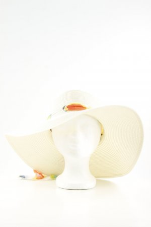 Sure Sun Hat abstract pattern casual look