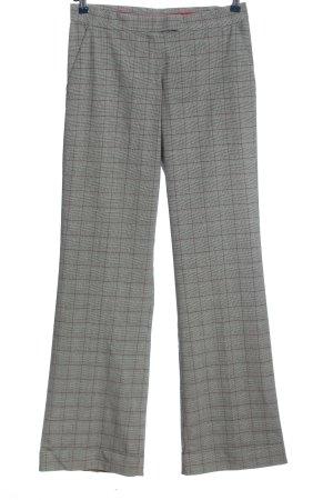 Sure Jersey Pants check pattern business style