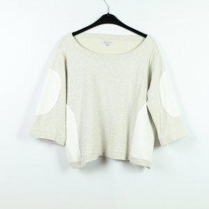 SURFACETO AIR Sweatshirt Gr. 36 beige oversized (19/10/336*)