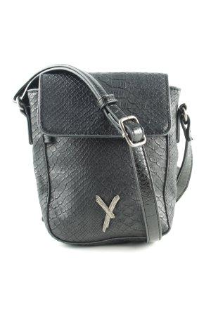 Suri Frey Mini sac noir motif animal style décontracté