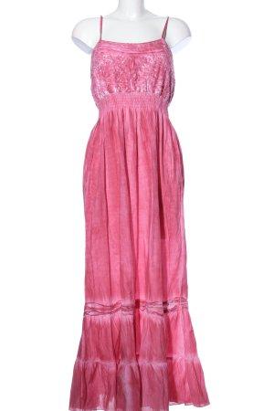 Surkana Maxikleid pink Casual-Look