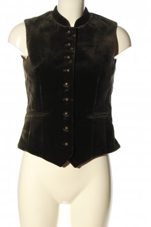 susanne spatt Traditional Vest brown casual look