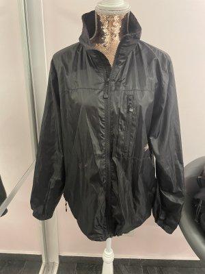 Stussy Regenjas zwart