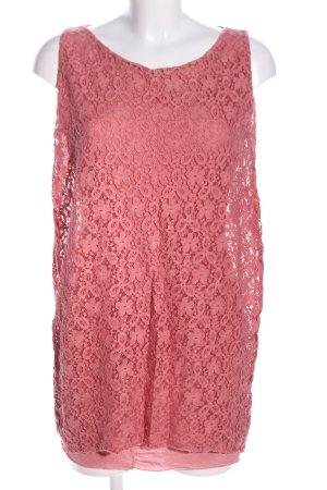 SusyMix Spitzenkleid pink Elegant