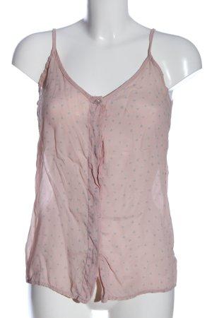 SusyMix Trägertop pink Allover-Druck Casual-Look
