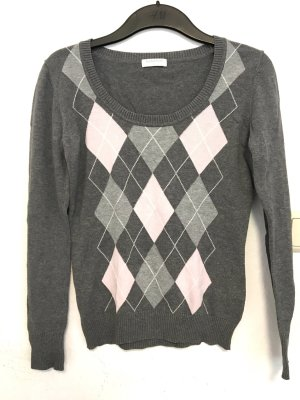 Sutherland Pullover mit Karo-Muster, Casual-Look