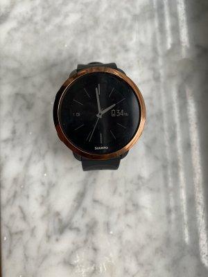 Digital Watch black-rose-gold-coloured