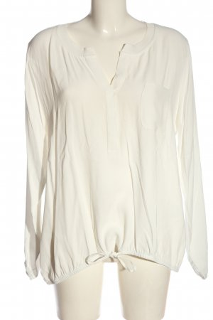 SuZa Hemd-Bluse creme Casual-Look