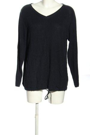 SuZa V-Ausschnitt-Pullover
