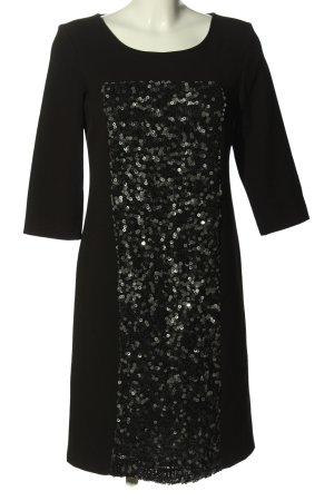 Suzanna Abendkleid schwarz Elegant