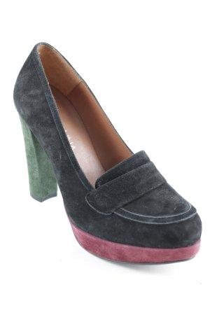 Suzanna High Heels mehrfarbig Casual-Look