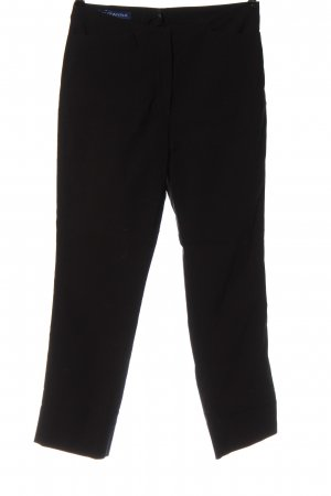 Suzanna High Waist Trousers black casual look