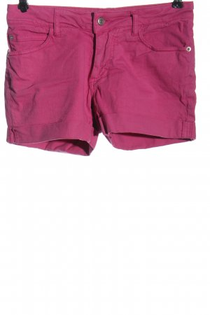 Suzanna Hot pants roze casual uitstraling