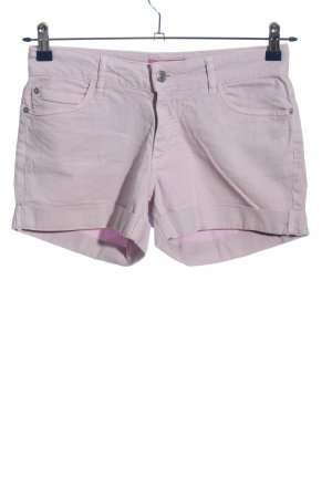 Suzanna Hot Pants lila Casual-Look