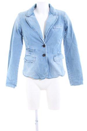 Suzanna Jeansblazer blau Casual-Look