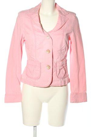 Suzanna Blazer vaquero rosa estilo «business»