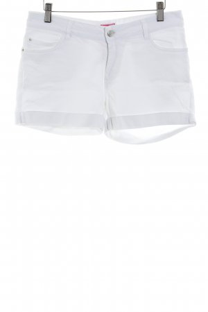 Suzanna Jeansshorts wollweiß Casual-Look