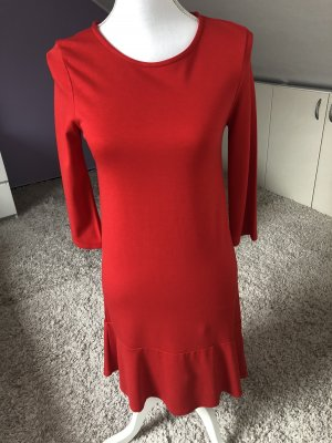 Suzanna rotes Kleid Gr. 34-36