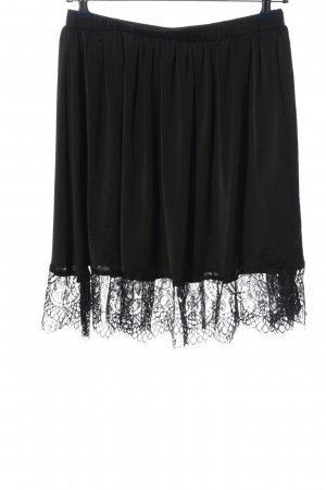 Suzanna Koronkowa spódnica brązowy W stylu casual