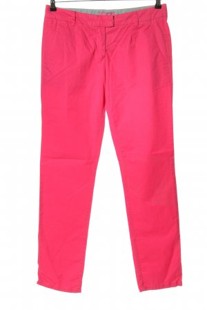 Suzanna Stoffhose pink Casual-Look