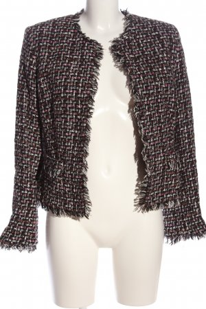 Suzanna Knitted Blazer flecked casual look