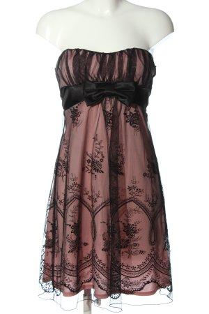 Suzy schulterfreies Kleid