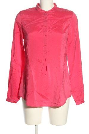 SVB Exquisit Langarm-Bluse pink Casual-Look