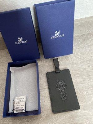Swarovski Key Chain black