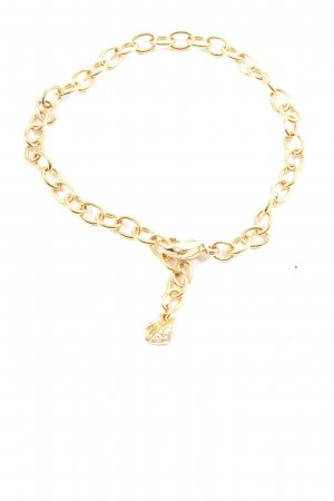 Swarovski Armband goldfarben Casual-Look