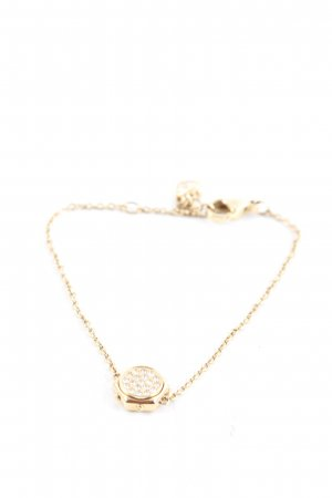 Swarovski Bracelet gold-colored casual look