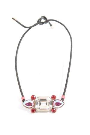 Swarovski Bracelet rouge-blanc cassé style décontracté