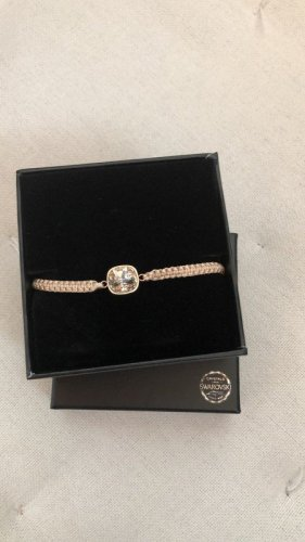 Swarovski Armband mit Kristall rosegold NEU OVP