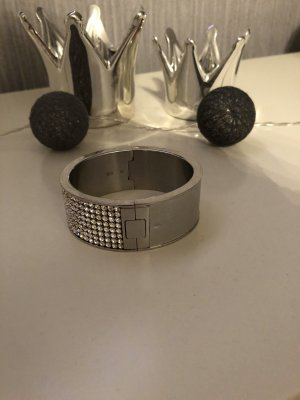 Swarovski Bangle zilver
