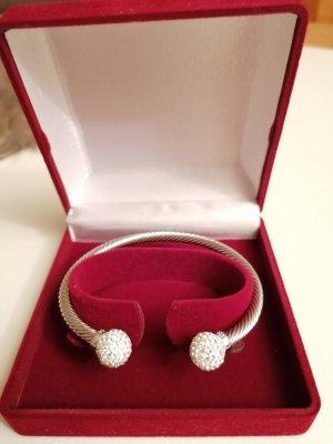 Swarovski Srebrne bransoletki srebrny Prawdziwe srebro
