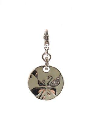 Swarovski Charms srebrny W stylu casual