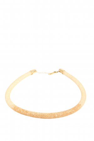 Swarovski Collar estilo collier color oro look casual