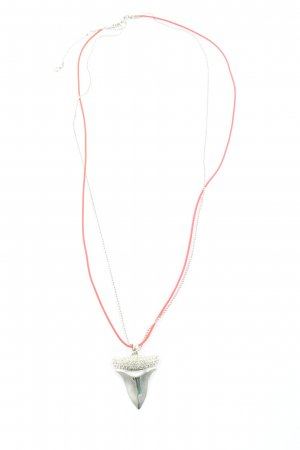 Swarovski Collier rot-silberfarben Elegant