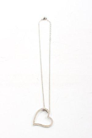 Swarovski Collier Necklace silver-colored elegant