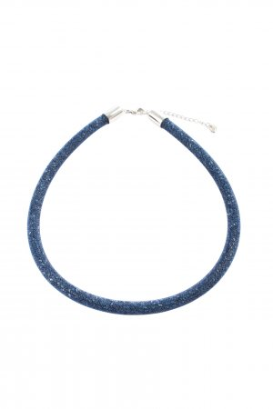 Swarovski Collier blau Casual-Look