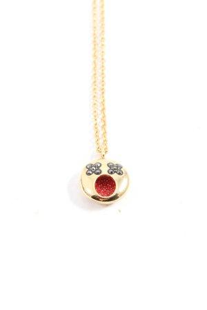 Swarovski Collier goldfarben Elegant