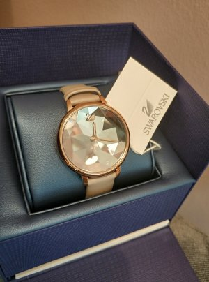 Swarovski Watch With Leather Strap multicolored