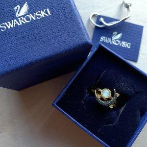 Swarovski Damenring Duo Ring Moon Mond 5409718