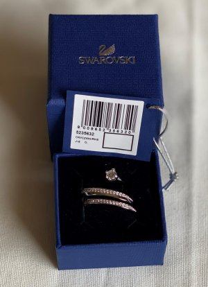 SWAROVSKI Fresh Medium Ring rhodium-plated  *NEU*