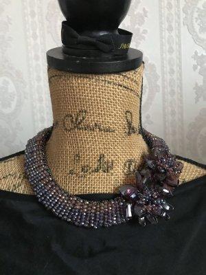 Swarovski Halskette Collier handmade