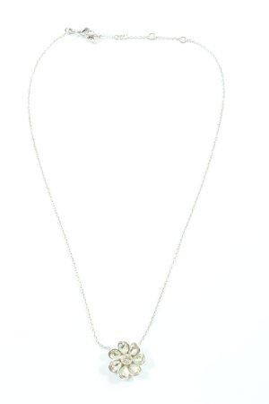 Swarovski Halskette silberfarben Elegant