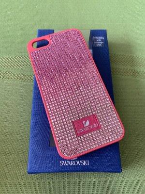 Swarovski Mobile Phone Case pink