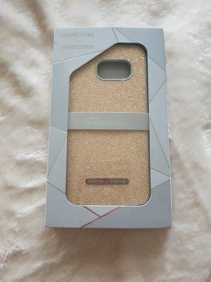 Swarovski Mobile Phone Case gold-colored